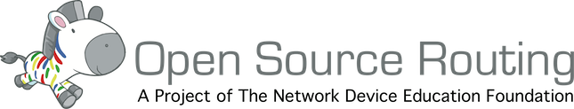 Open Source Routing Logo